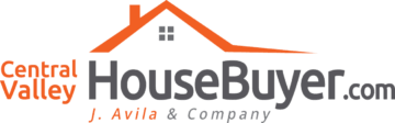Central Valley House Buyer logo
