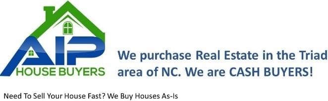 We Buy Greensboro Area Houses logo