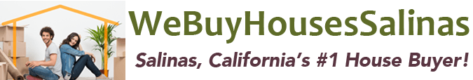 We Buy Houses Salinas logo