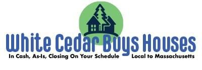 White Cedar Buys Houses logo