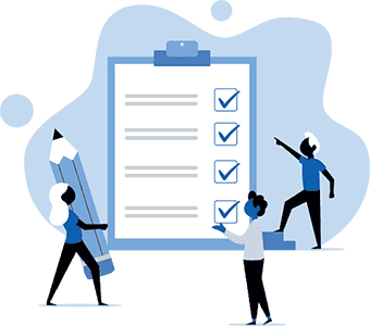 Writing a to do list when buying a home