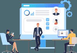 iBuyer companies with big screen