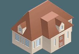 An ideal house