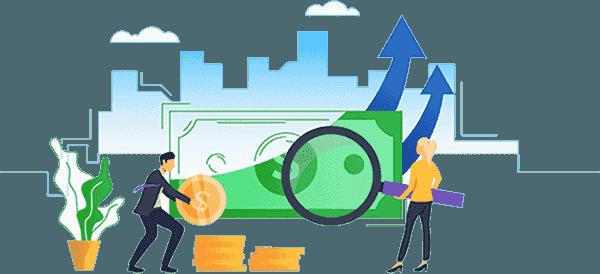 Lender financing home buyer