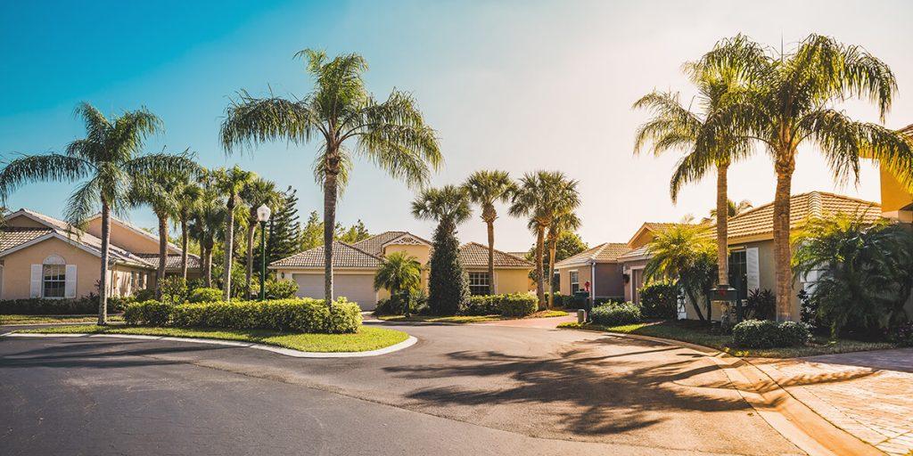south florida home value