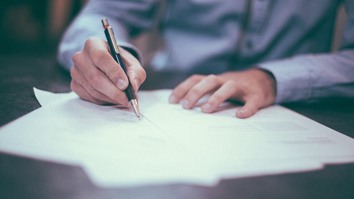 home inspection contract