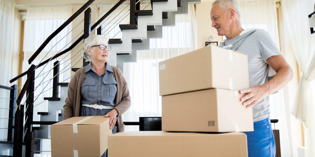 reasons to sell house in retirement
