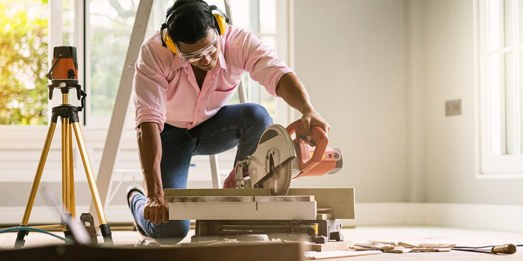 improving home quality for home appraisal