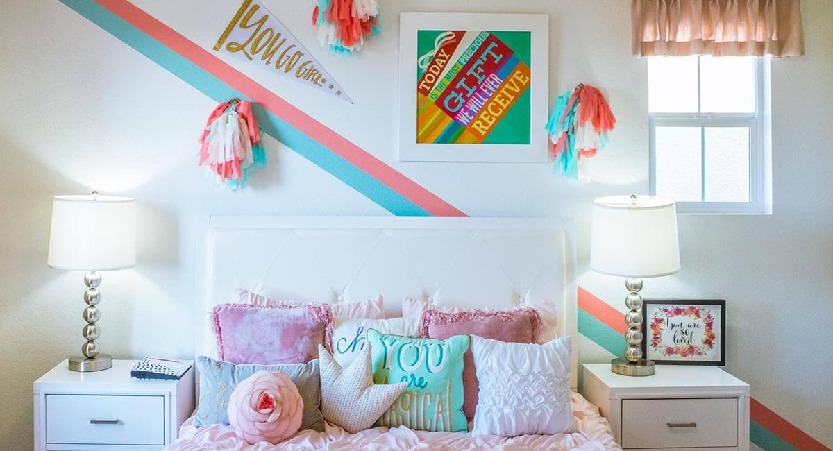 10 No-Fail Tips to Stage a Child's Bedroom Before Listing Your Home for Sale