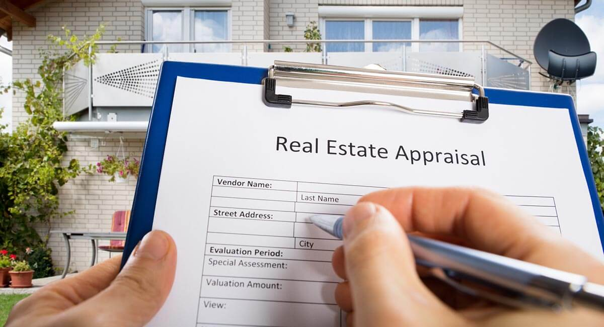 real estate appraisal form