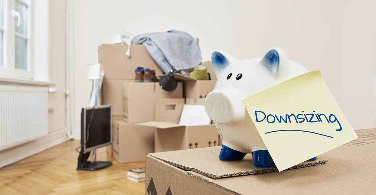 10 Unexpected Benefits of Downsizing a House