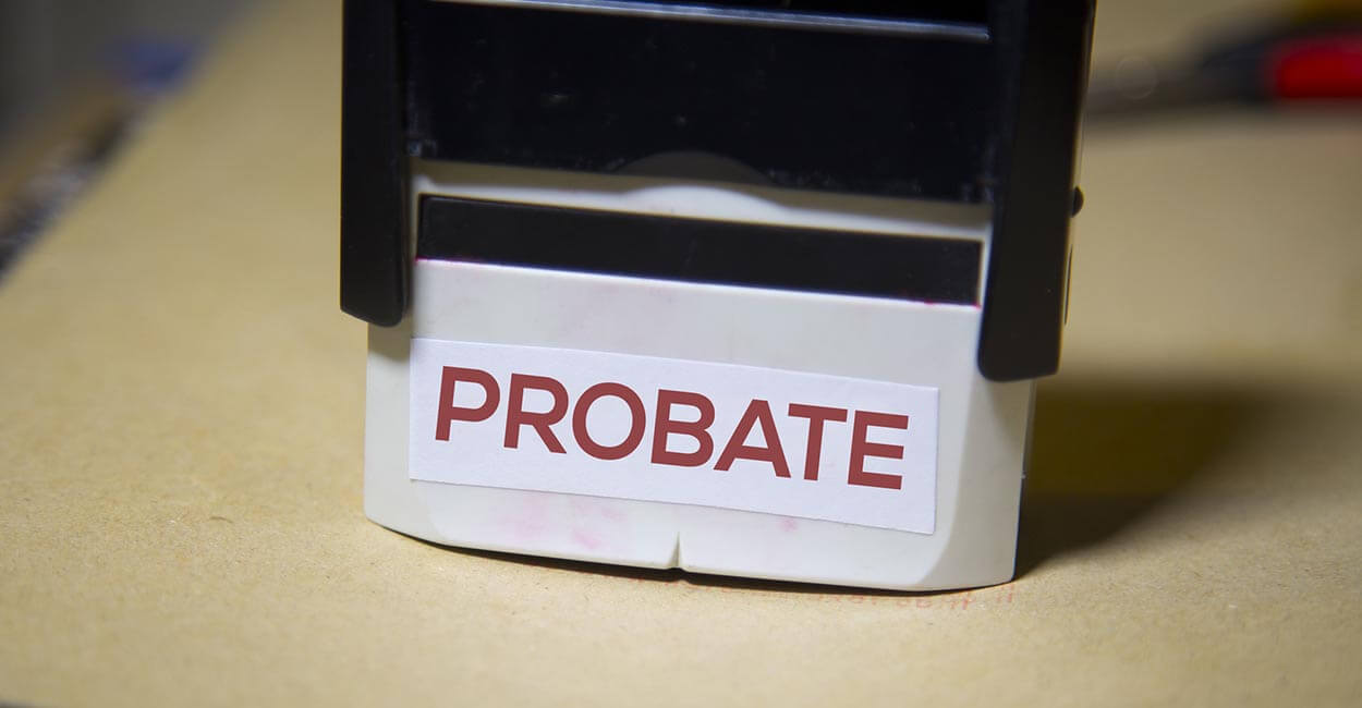 probate real estate
